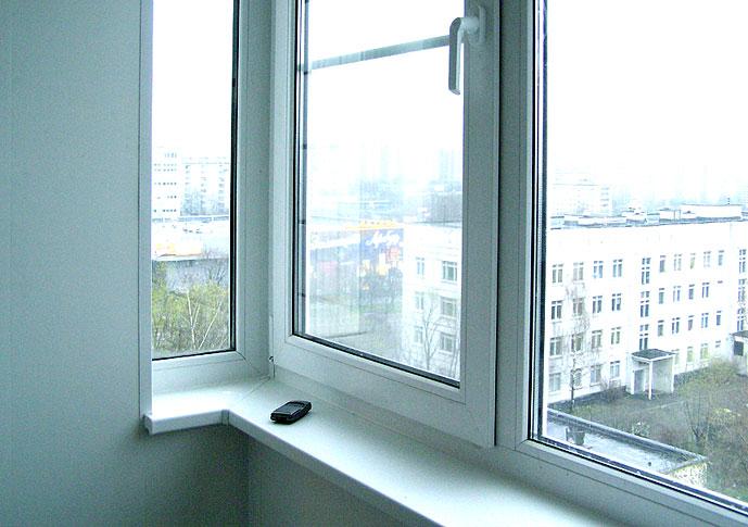 Остекление балконов и лоджий пластиковыми окнами недорого ла.